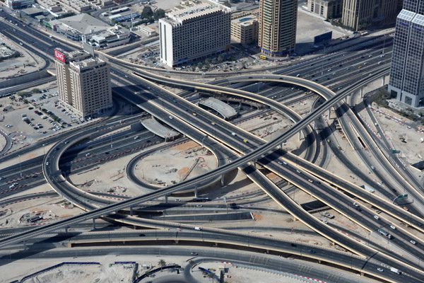 Interchange 1 Sheikh Zayed Road