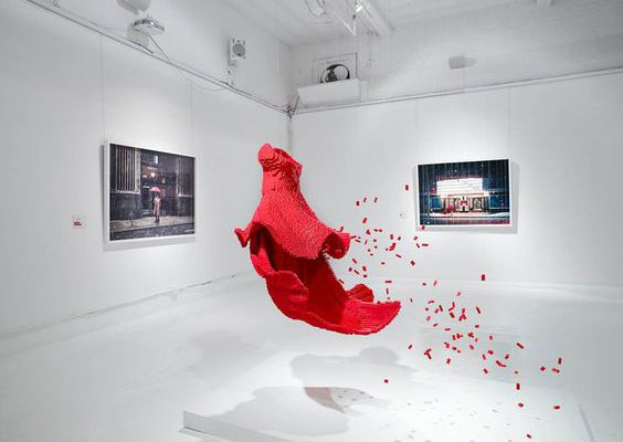 LUSCIOUS Exhibition - Arts Event in Abu Dhabi