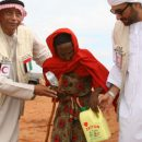 UAE Red Crescent Helpers