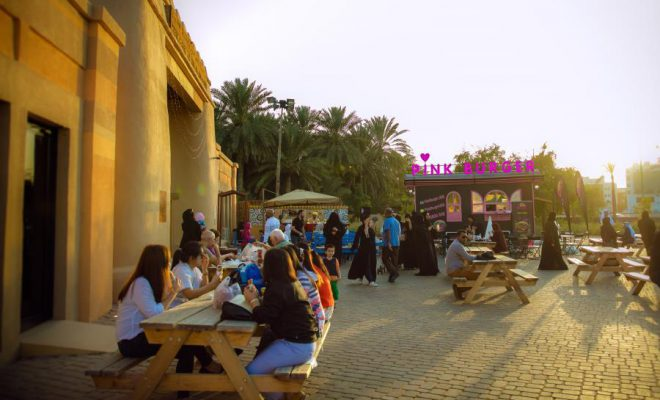 Weekends at the Oasis 2017 - Family Event in Abu Dhabi