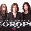 "Europe Band ""Final Countdown"" 30th Anniversary Concert - Music Event"