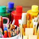 Making and Looking Together, Parent and Child - Arts Event in Abu Dhabi