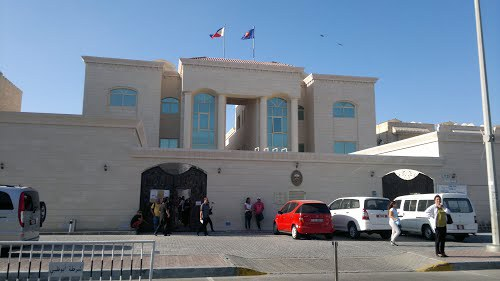 Philippine Embassy In Abu Dhabi Will Be Open One Extra Day Abu - Us embassy abu dhabi location map