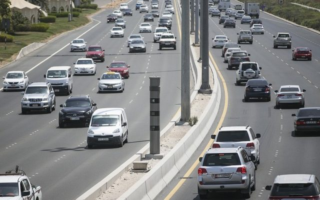 Road Offence UAE