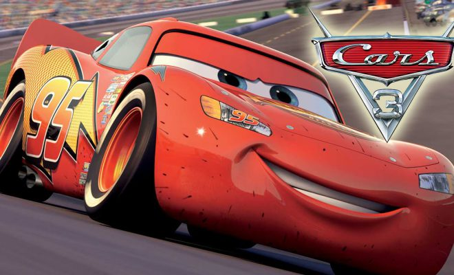 Cars 3 2017 - English Movie in Abu Dhabi