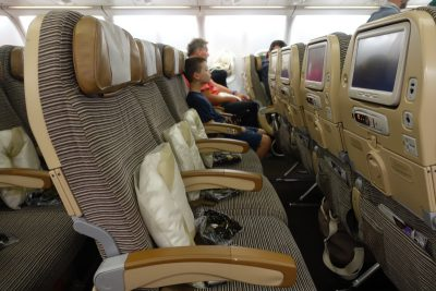 Etihad Airways Economy