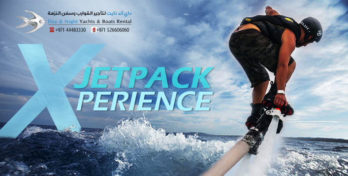 Criteria,Features and timing  for X-Jet Pack Ride in Dubai