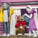 Tom & Jerry Live Show – The Crystal Quest 2017 - Family Event in Abu Dhabi