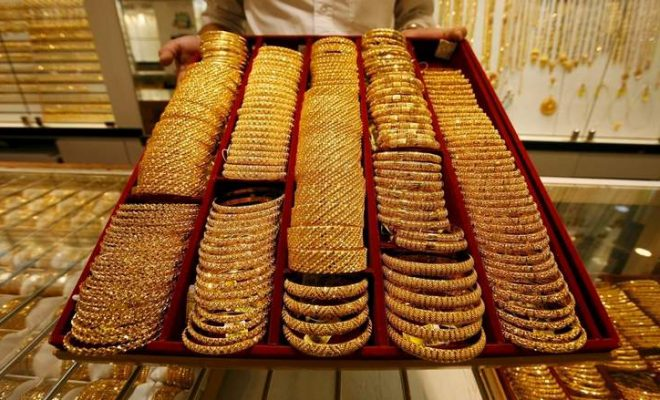 Buying Gold in UAE