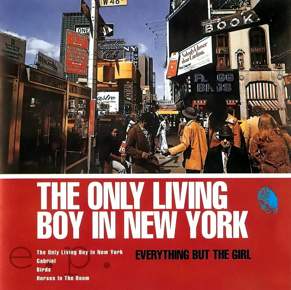 The Only Living Boy In New York 2017