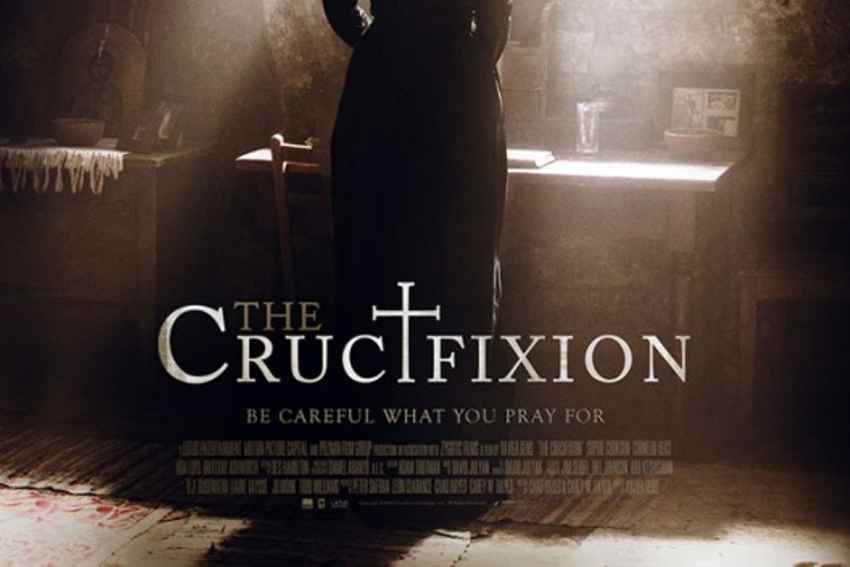 the crucifixion english 2017 movie released in abu dhabi
