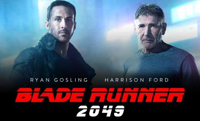 Blade Runner 2049 English 2017 movie released in Abu Dhabi Cinemas