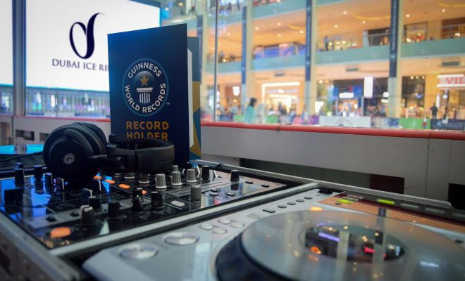 Guinness World Record Dubai Mall