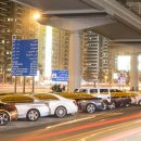 Parking and Metro in Dubai