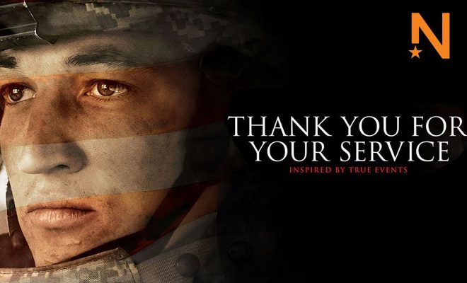 Thank You for Your Service 2017 - English Movie in Abu Dhabi