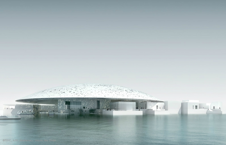 A Glimpse Into Louvre Abu Dhabi Ahead of its Opening