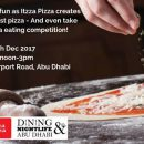 Longest Pizza in the UAE 2017 - Life Style Event in Abu Dhabi