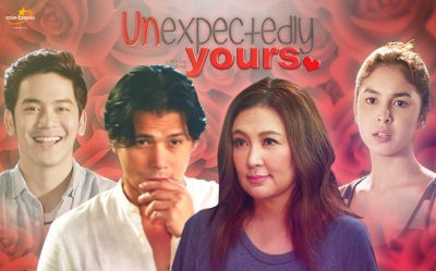 Unexpectedly Yours 2017 - Tagalog Movie in Abu Dhabi