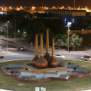 mina-zayed-roundabout-lights