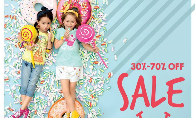 Bossini (Up to 70% Off) on Men's, Women's and Kids Fashion, Limited Time Period