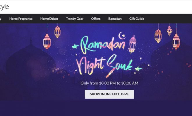 Ramadan Night Souq 50% Off on Clothing, Home decors - Lifestyleshops.com