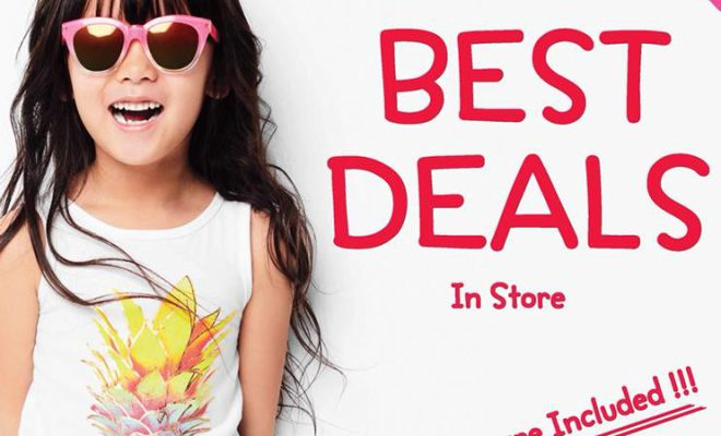 Oshkosh B'gosh Offers - Ramadan Best Deals In Store!! Valid for Limited Time Period