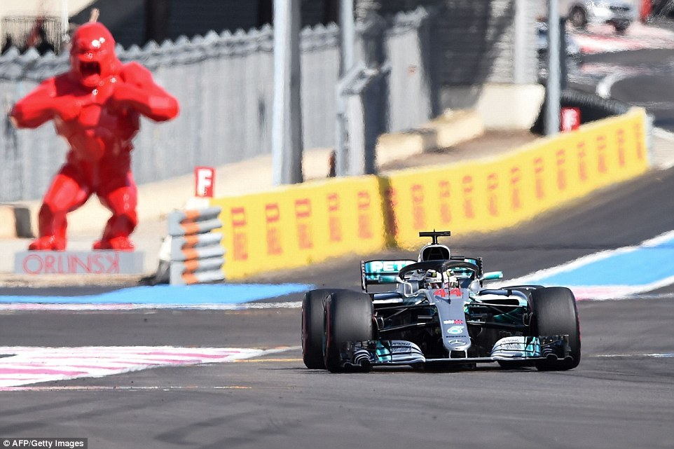 French GP won by Hamilton as he storms back in the title-race