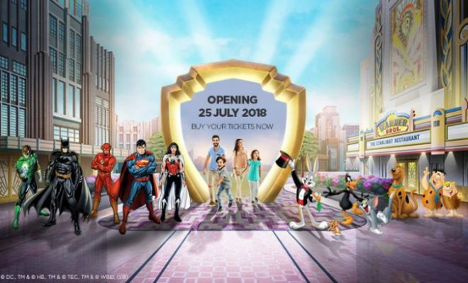 Ticket Rates - Warner Bros. World™ Abu Dhabi