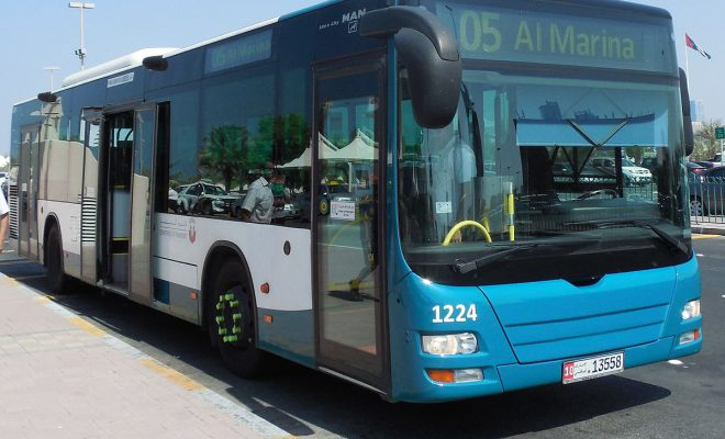 Free bus service launched in Abu Dhabi on specific routes