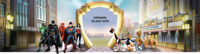 Warner Bros. World™ Abu Dhabi Grand Opening this July 25