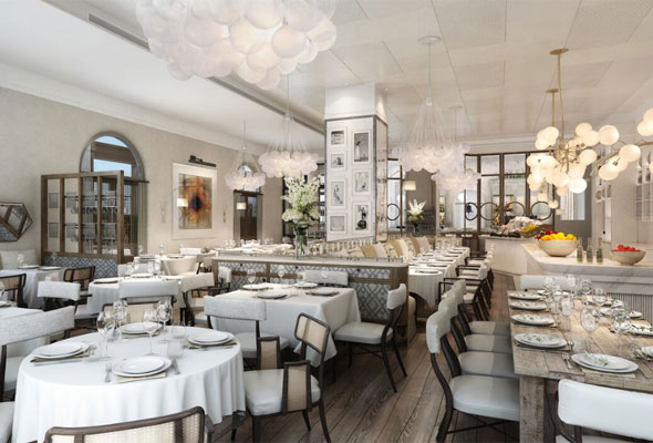 Homegrown Greek restaurant in DIFC to be opened by Celebrated chef Izu Ani