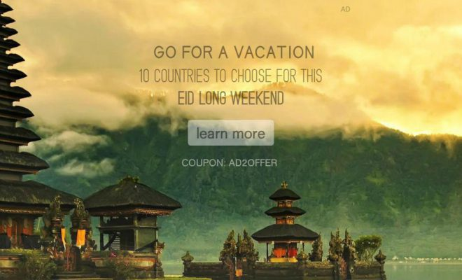 Holidays Eid Long Weekend Holiday Package