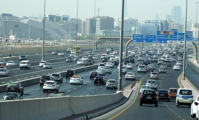Carpooling in UAE attracts Dh3,000 fine