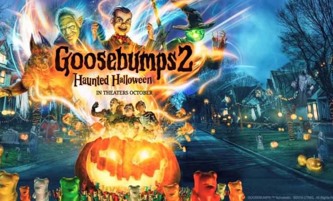 Goosebumps 2: Haunted Halloween - English Movie in Abu Dhabi