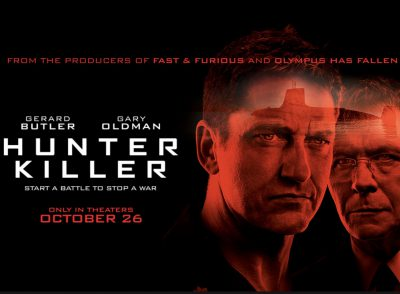 Watch Hunter Killer movie in Abu Dhabi Cinemas