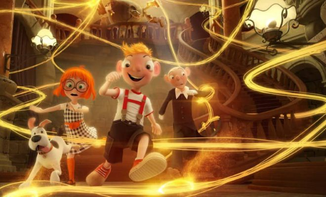 Harvie And The Magic Museum 2018 - English Movie in Abu Dhabi