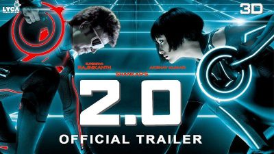 2.0 (2018) - Tamil Movie in Abu Dhabi