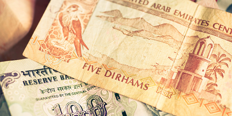 Aed today inr rate forex