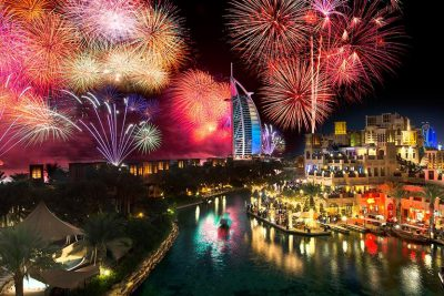 UAE National Day: Find where to Watch Fireworks in Dubai