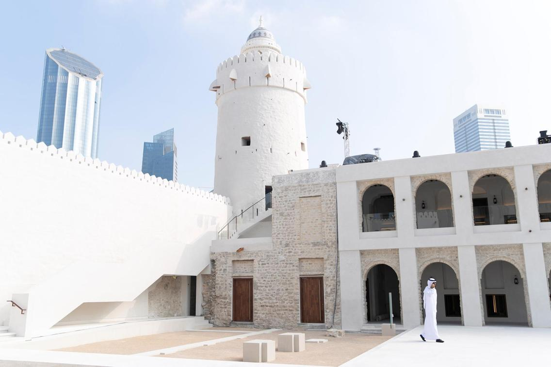 Qasr Al Hosn now open to the public