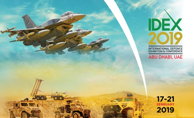 60 Nations to Take Part in Defence Exhibition in Abu Dhabi