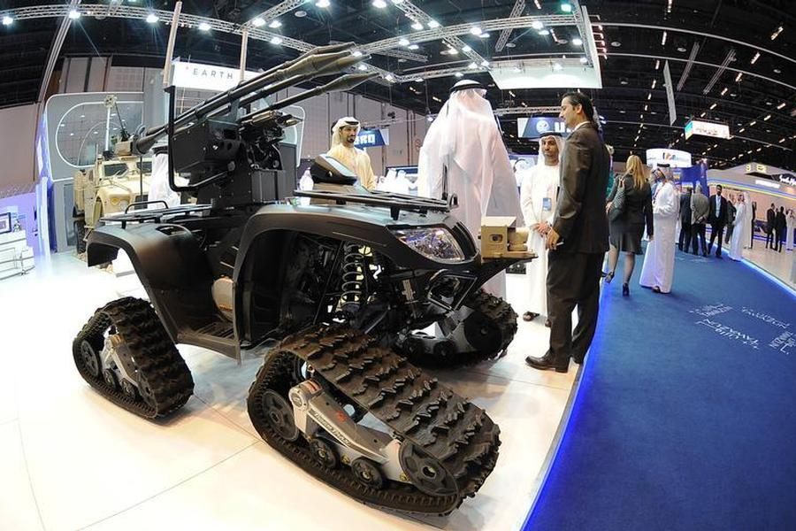 IDEX (International Defence Exhibition and Conference)