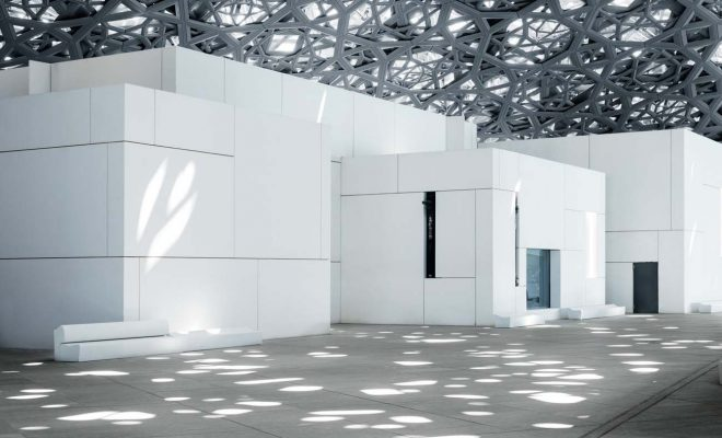 INNOVATION WEEK AT LOUVRE ABU DHABI