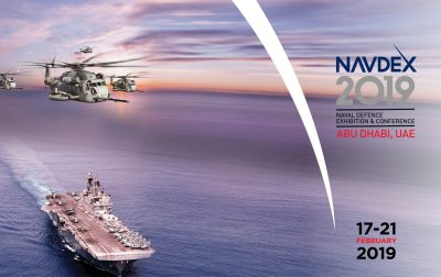 NAVAL DEFENCE EXHIBITION & CONFERENCES (NAVDEX) 2019