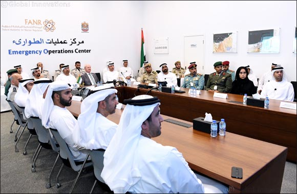 UAE National Report on Nuclear Safety and Security