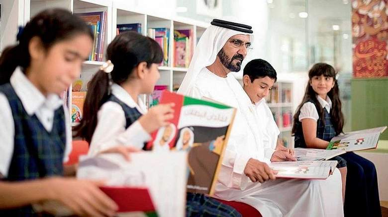 National Reading Month 2019 - Education Event in Abu Dhabi