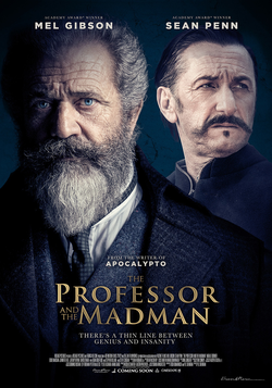 The Professor and the Madman (2019) movie in Abu Dhabi