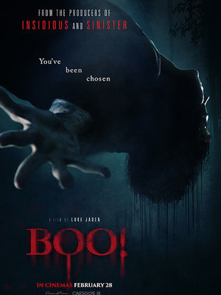 BOO- English Movie in Abu Dhabi