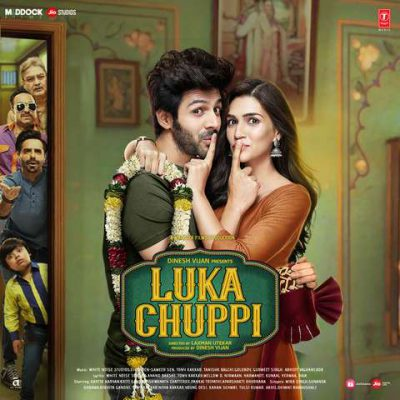 LUKKA CHUPPI-Hindi  Movie in Abu Dhabi