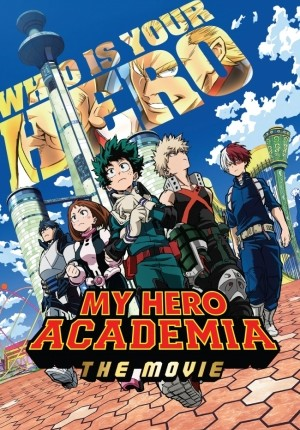 MY HERO ACADEMIA: TWO HEROES- Japanese  Movie | English Movie in Abu Dhabi